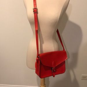 Angela Roi cross body satchel